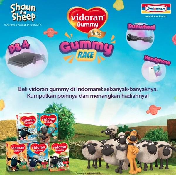 Gummy Race