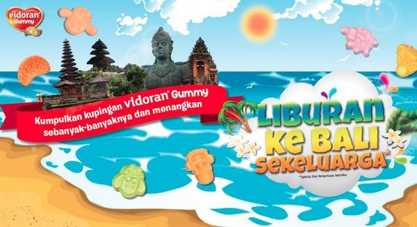 Liburan ke Bali Sekeluarga