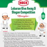 Lebaran Give Away dan Slogan Competition