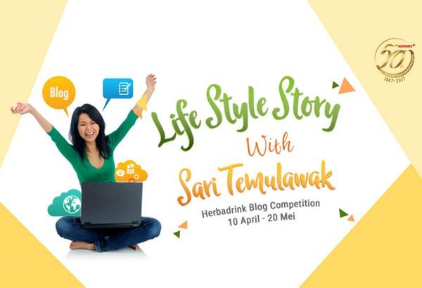 Life Style Story With Sari Temulawak