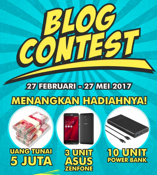 Toko Cat LANCAR Blog Contest