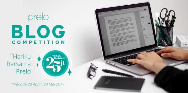 Prelo Blog Competition - Hariku Bersama Prelo
