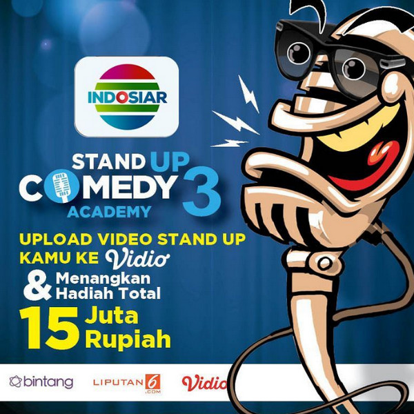 Stand Up Comedy Academy 3