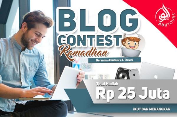 Kompetisi Blog Cong Ad Lebaran