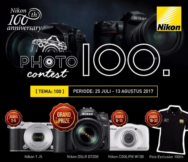 Photo Contest 100Th Anniversary