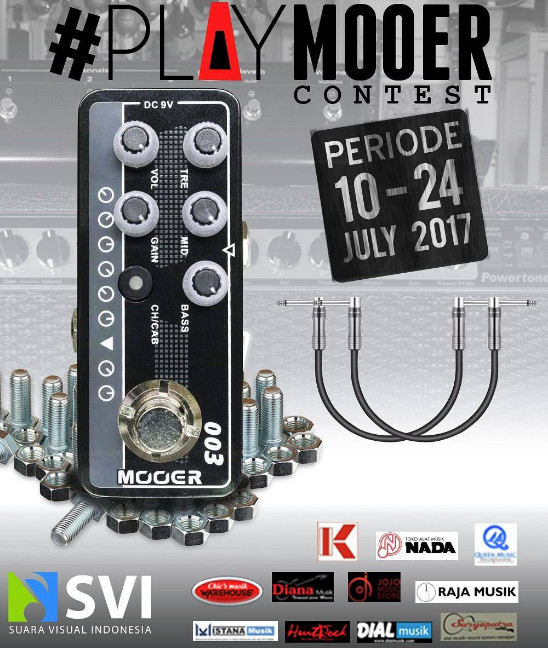 Play Mooer Contest