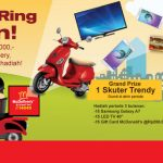 Promo Undian Click and Ring to Win