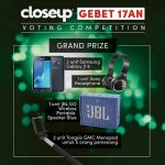 Gebet 17an Voting Competition