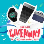Jakmall Giveaway