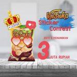 Kusuka Sticker Contest