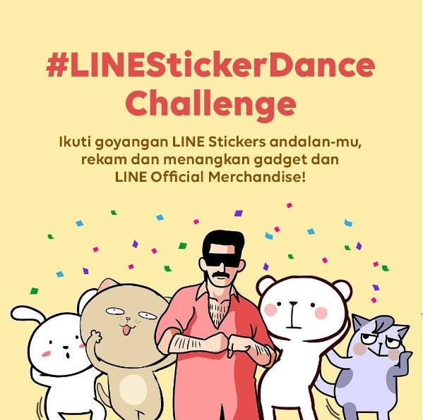 Sticker Dance Challenge