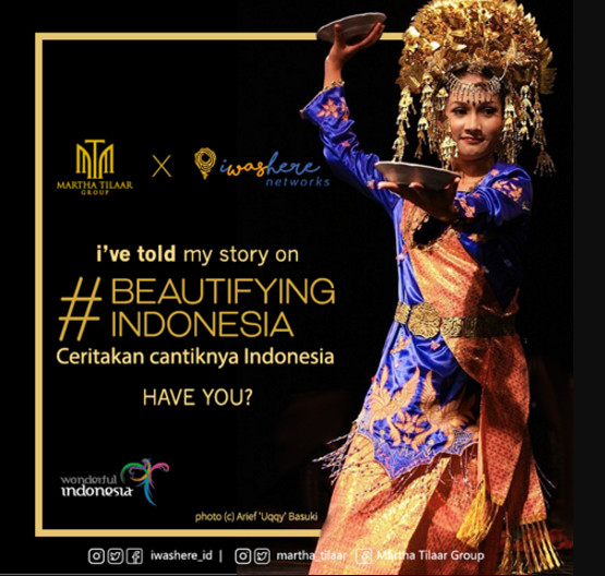 Beautifying Indonesia