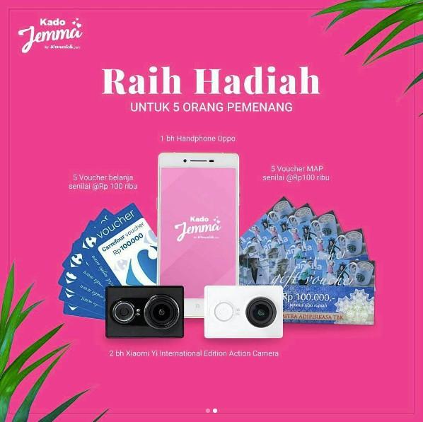 Lomba OOTD Show Your True Colors Berhadiah Smartphone, Action Cam & Voucher