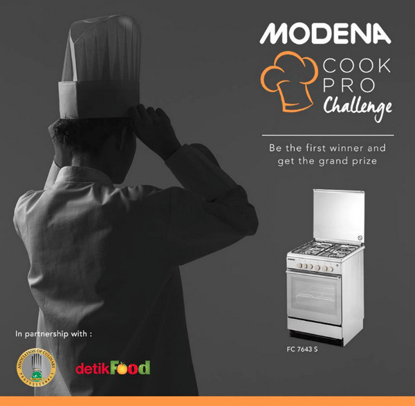 Modena Cook Pro Challenge