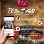 Photo Contest Breakfast with Chef's Kitchen
