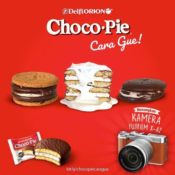 Chocopie Cara Gue Photo Contest