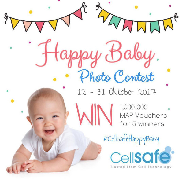 Happy Baby Photo Contest