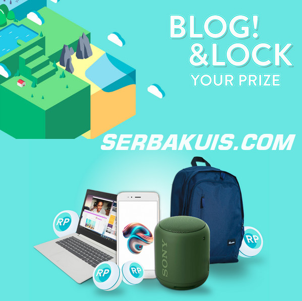 Blog and Lock Your Prize