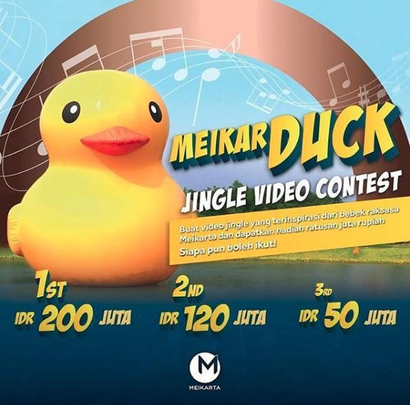 Meikarduck Jingle Competition
