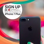 Sign Up Review And Win iPhone 7 Plus 128GB