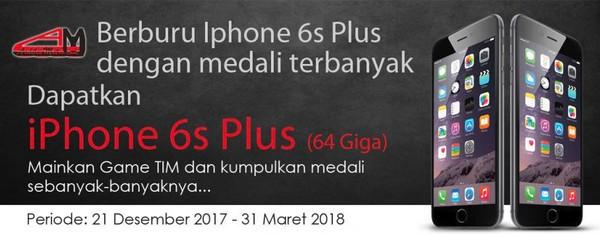 Mau Iphone 6s GRATIS!
