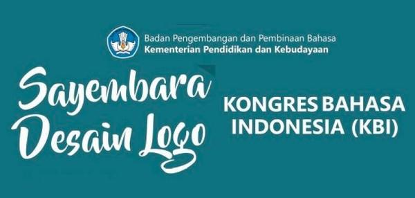 Sayembara Desain Logo Kongres Bahasa Indonesia (KBI)