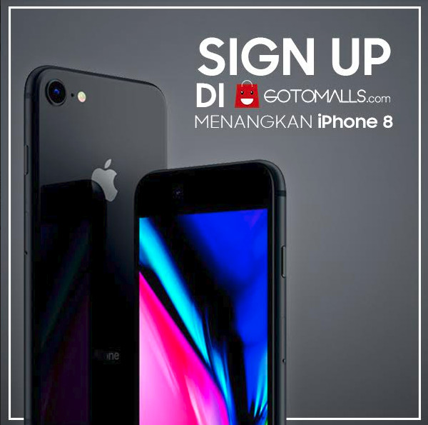 #SignUpReviewAndWin iPhone 8 64GB