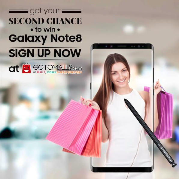Kuis Sign Up Review And Win Samsung Galaxy Note8