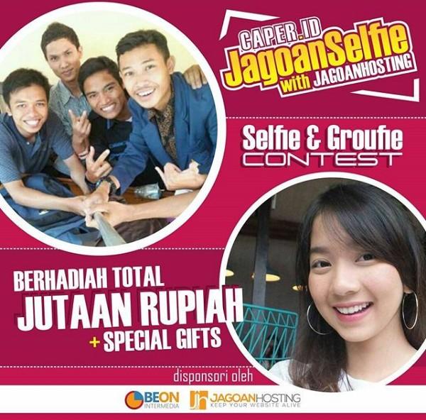 Selfie & Groufie Contest