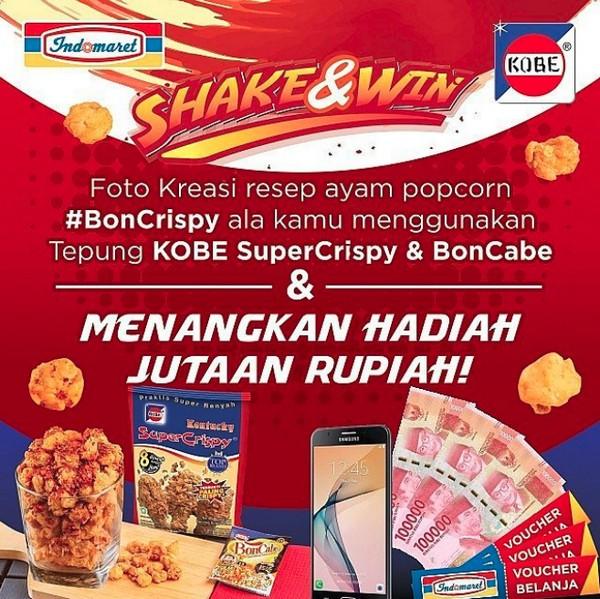 Shake And Win