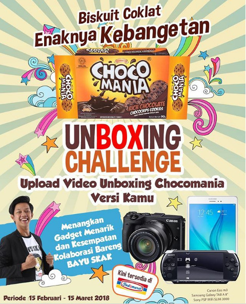 Unboxing Challenge