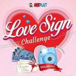 Love Sign Challenge