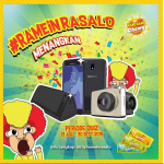 RAMEinRasaLo Challenge Berhadiah Smartphone, Action Cam DLL