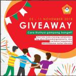 Kontes Foto Tunas Bangsa Jakarta Berhadiah Voucher Belanja MAP