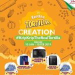 Kompetisi Foto dan Video KripKrip The Real Tortilla Berhadiah Berbagai Macam Hadiah!