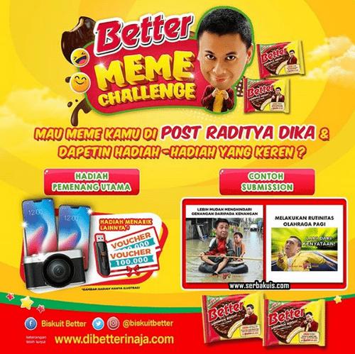 Better Meme Challenge
