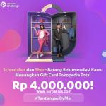 Screenshot Produk Tokpedia Gratis Gift Card Total 4 Juta Rupiah