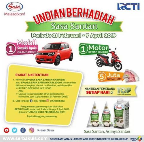 cara-ikutan-undian-sasa-santan-2019-berhadiah-mobil-suzuki-ignis