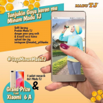 Kontes Selfie Madu TJ Berhadiah Xiaomi 6 A & Produk