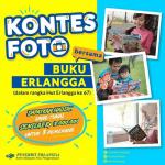 Lomba Foto Bersama Buku Erlangga Berhadiah Uang 3 Juta