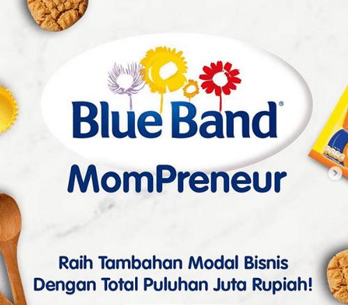 Lomba Foto Kue Berhadiah Modal Usaha Puluhan Juta dari Blue Band