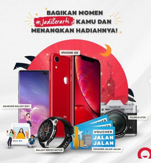 Kontes Momen Jadi Berarti Berhadiah Smartphone, Kamera, Voucher, dll-instagram
