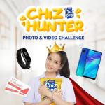 Lomba Chiz Hunter Challenge Berhadiah OPPO Realme 3, Mi Band 3, dll