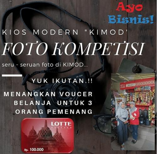 Lomba Foto Kios Modern Ayo Bisnis [21/06/2019]