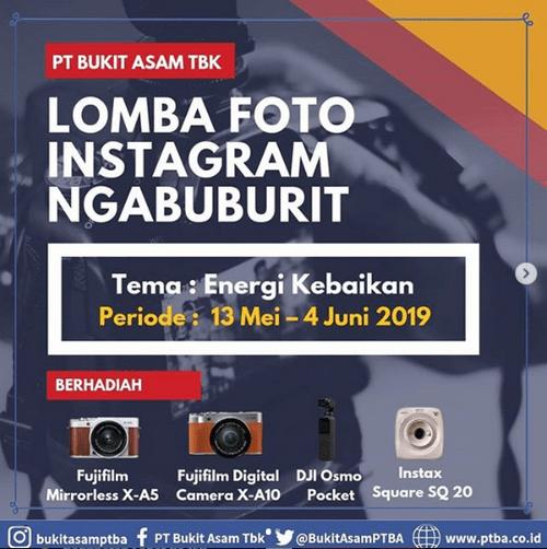 Lomba Foto Ngabuburit Berhadiah Kamera Mirrorless [04/06/2019]
