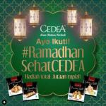 Lomba Foto Ramadhan Sehat Cedea Berhadiah THR Uang Jutaan Rupiah