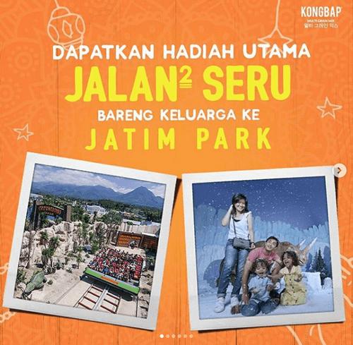 Lomba Menu Ramadan Kongbap Berhadiah Trip ke Jatim Park [10/06/2019]