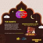 Share Inspirasi Kesempurnaan Ramadhan Berhadiah E-Money Tiap Minggu