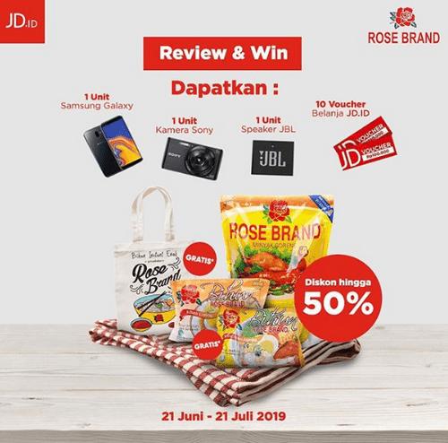 Kontes Review Bihun Enak Berhadiah Utama SAMSUNG Galaxy J6+ [21/07/2019]