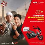 Kompetisi Video Ceramah Islami Berhadiah Yamaha N-Max